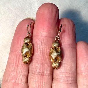 🌺Vintage Gold Earrings